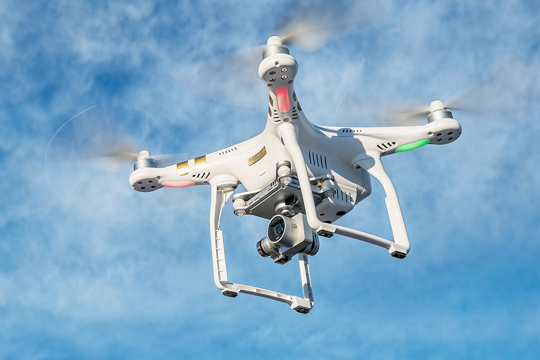Drones and How They Change the World Stock Market