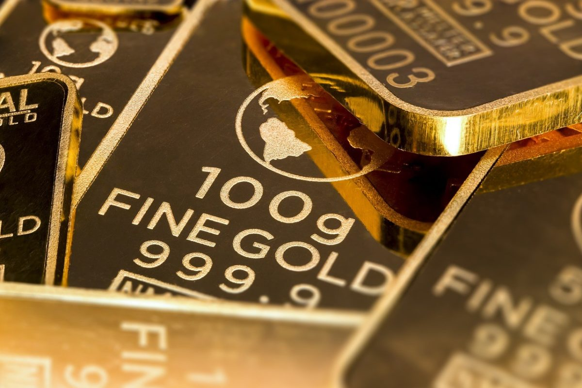 Gold Could Soar Ahead – Wall Street