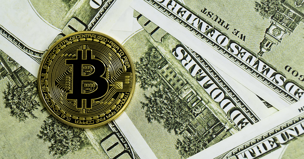 IS BITCOIN THE NEW EVERYDAY MONEY