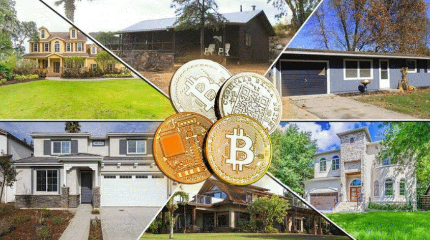 Real Estate Meets Blockchain – Wall Street