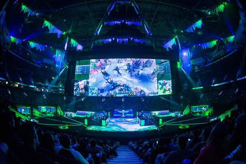The Surge of eSports – Wall Street