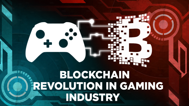 How Blockchain Is Transforming The Online Gaming World