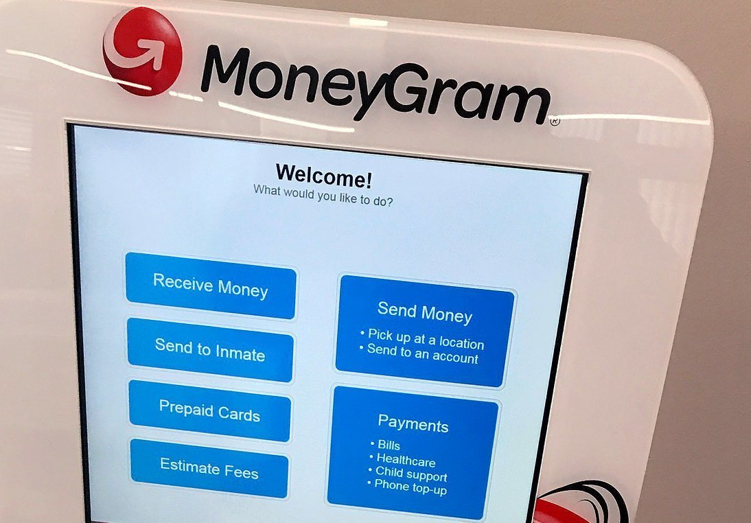 MoneyGram is on the Decline