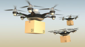 Use of Drones for Delivery Gives Businesses and Consumers Reasons to Hope