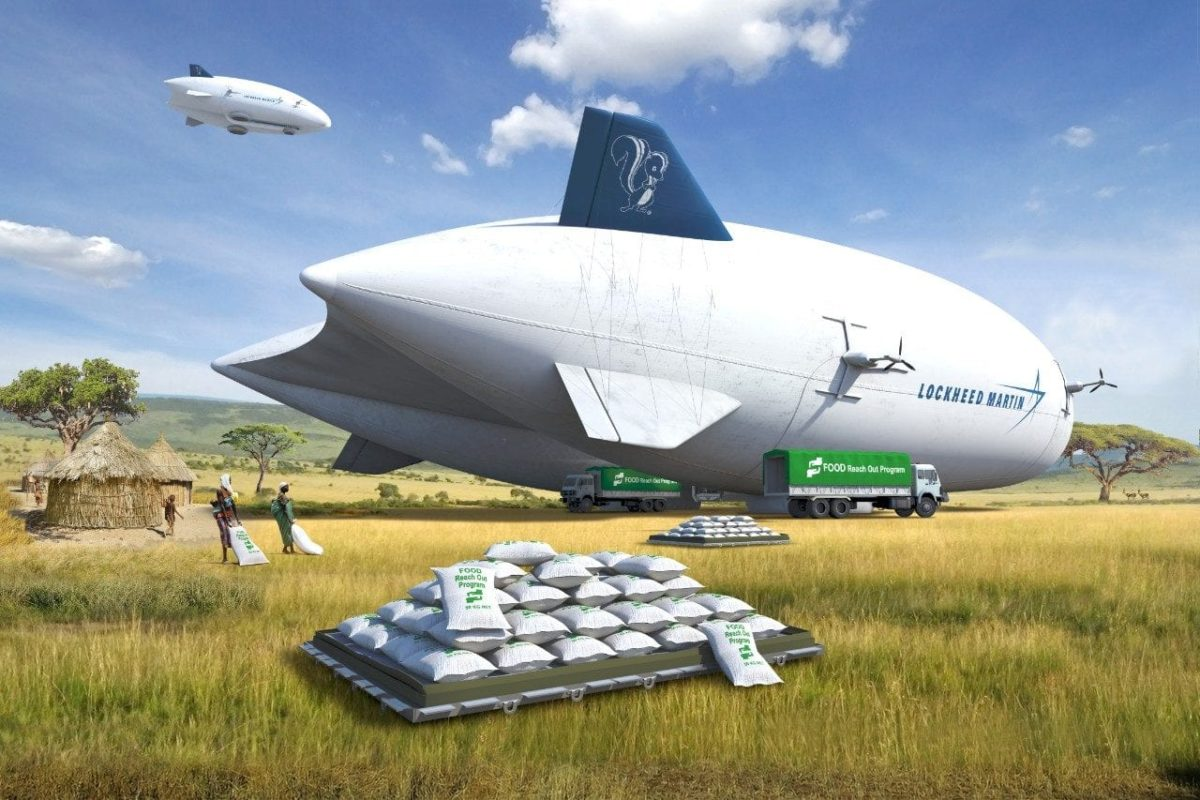 Futuristic Plans For Delivery Systems